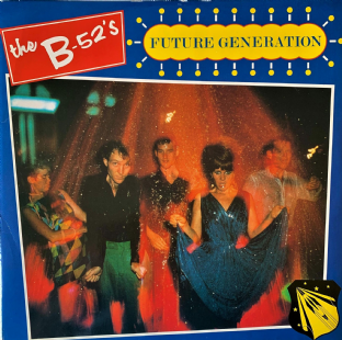 "B-52's (The) - Future Generation (12"") (VG-/G++)"